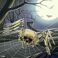 """Игрушка подвесная """"Паук-скелет"""""""