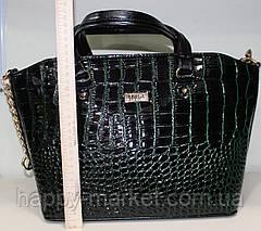 Сумка женская Volla Fashion Лакированная 17-823-5, фото 3