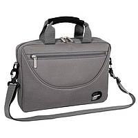 "Сумка для ноутбука 10"" Sumdex PON-308GY, Grey (Серая, нейлон/полиэстер, 28,6х19,7х3,8 см)"