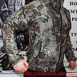 Куртка Softshell Camo-tec Криптек кочевник, фото 5