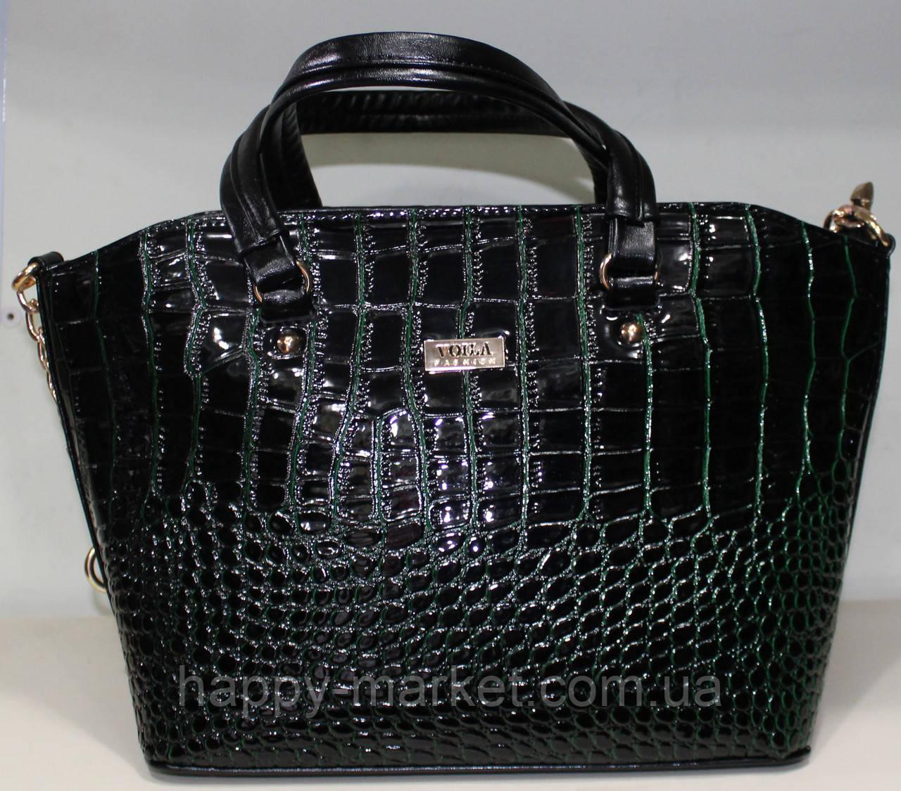 Сумка женская Volla Fashion Лакированная 17-823-5