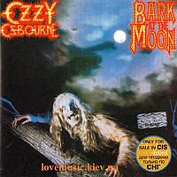 Музыкальный сд диск OZZY OSBOURNE Bark at the moon (1983) (audio cd)