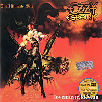 Музыкальный сд диск OZZY OSBOURNE The ultimate sin (1986) (audio cd)