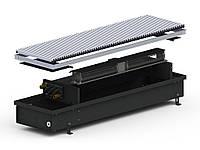 Внутрипольный конвектор CARRERA 4 SV2 Black 120