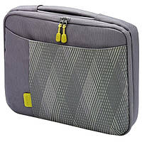 """Сумка для ноутбука 16"""" Dicota Bounce Slim Case, Grey/Yellow, 410x300x50 мм, полиэстер (D30338)"""