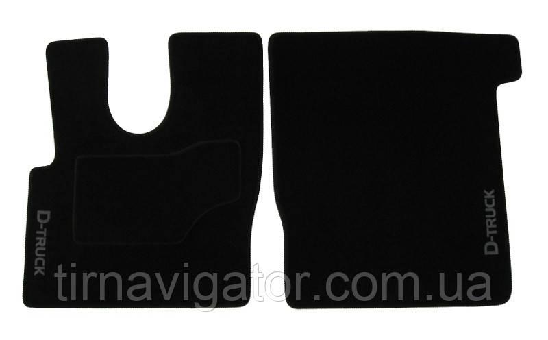 Килимок салону DAF XF106 чорний