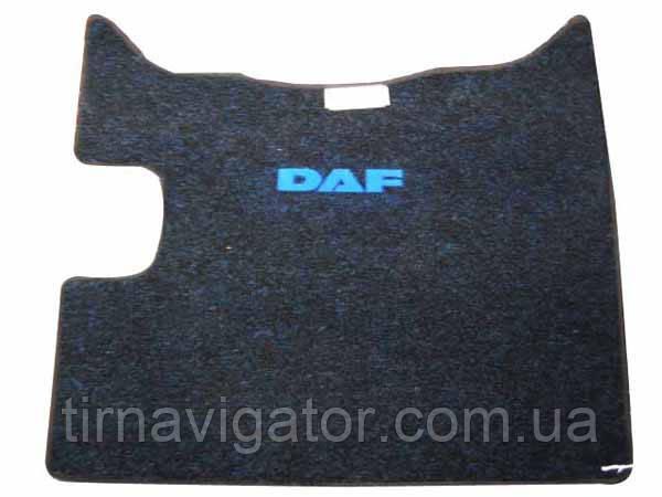 Коврик салона средний DAF XF105 синий