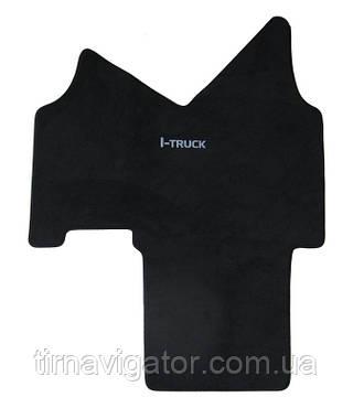 Коврик салона средний Iveco Stralis чёрный