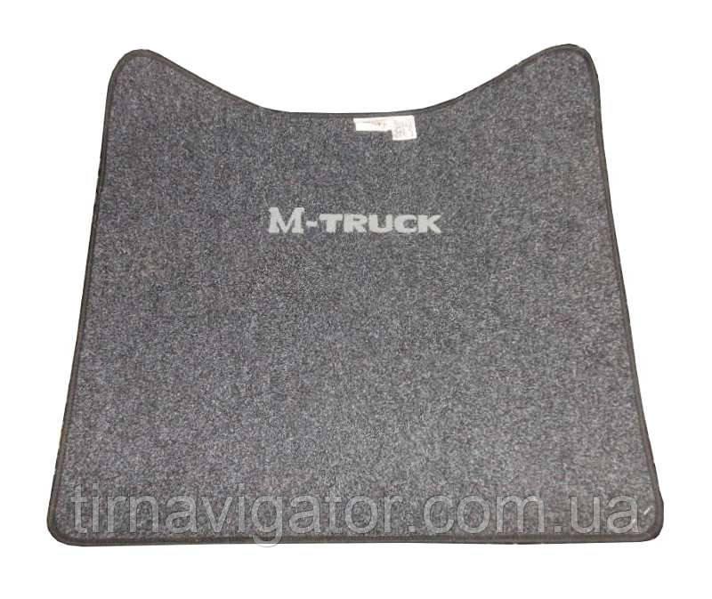 Коврик салона средний MB Actros серый