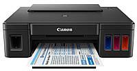 МФУ струйное цветное Canon G2400 (0617C009), Black, 1200x4800 dpi, до 8.8/5 стр./мин, USB, встроенное СНПЧ по 70 мл (чернила GI-490)