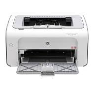 Принтер лазерный ч/б A4 HP LaserJet P1102 (CE651A), White, 1200x600 dpi, до 18 стр/мин, USB (картридж CE285A) (-)