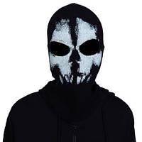 """Тактическая военная маска-балаклава призрак Call of Duty """"Ghosts"""" #08, фото 1"""