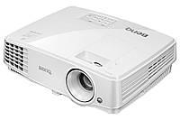 Проектор BenQ MS517H, DLP, 13000:1, 3300 ANSI lm, SVGA (800x600), USB, HDMI, VGA