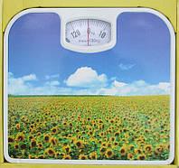 Весы напольные механические А-Плюс до 130 кг, фото 1