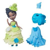Игровой набор маленькая кукла Тиана и модные аксессуары Hasbro ( В5327/В5329)