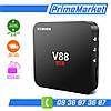 Андроид ТВ SCISHION V88 TV Box Android Смарт ТВ WiFi Аналог MXQ