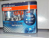 Лампа 12V Osram Cool Blue intense H4 60/55W