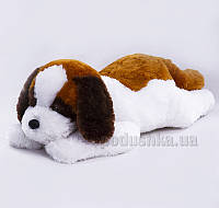 Мягкая игрушка Копица Собака Сенбернар  Размер 48 см
