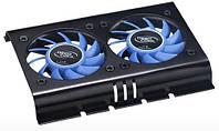Вентилятор HDD Deepcool ICEDISK 2 60х60х12мм 3500 об/мин 28дБ HB алюм.