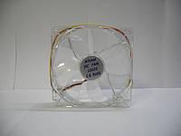 Вентилятор 120 mm ATcool 12025 Led Fan Red DC sleeve fan 3pin- 120*120*25мм
