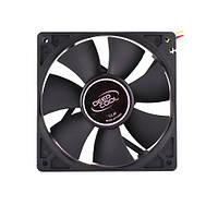 Вентилятор 60 mm Deepcool XFAN 60 черный лак, 60x60x15мм HB 3000 об/мин 24.3 дБ