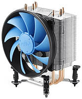 Вентилятор CPU Deepcool GAMMAXX 300, 121x75.5x144мм 900-1600 об/мин (1366/1150/1151/1155/1156/775/FM1/FM2/AM2/AM2+/AM3/AM3+/K8)
