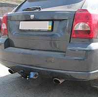 Фаркоп на Dodge Caliber (2006-2011) Додж Калибер
