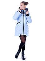 Демисезонная куртка для девочек Холли