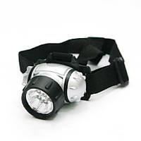Налобный фонарик BL 050-5 C