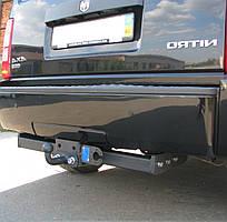 Фаркоп на Dodge Nitro (c 2007--) Додж Нитро