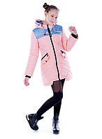 Демисезонная куртка для девочек Холли, фото 1