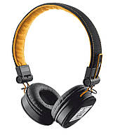 Гарнитура TRUST Urban Revolt Fyber Headphone Black/Orange (20079) UAH