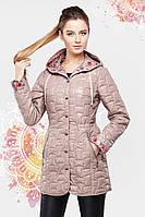 Молодежная стеганная куртка Дебра