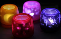 Подарки подруге — электронная свеча, светодиодная свеча (electronic candle) безумного качества