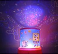Проектор звездного неба «Sponge Bob»