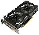 """Видеокарта Sapphire Radeon RX 460 2G D5 (11257-00)  """"Over-Stock"""" Б/У, фото 2"""