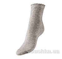 Носки для девочки Boy&Girl 413 Серые 16-18