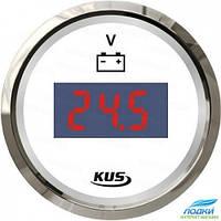 Вольтметр Wema Kus цифровой белый K-Y23100 , фото 1