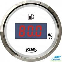 Датчик уровня топлива цифровой белый Wema Kus KY10113