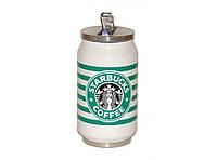 Термокружка Starbucks из нержавеющей стали 300 мл T73, термокружка банка старбакс