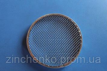 Колпачек для матки круглый 120 мм нержавейка