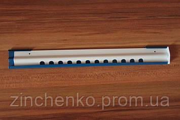 Летковый заградитель 2-Х элементный из эмалированой стали, длина -250 мм (303016837)