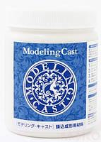 Жидкая пластика для кукол Modeling Cast 1 кг Padico