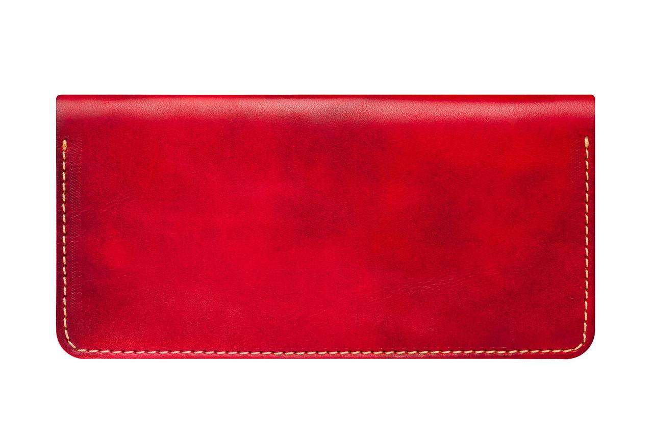 f15c3ecbb13b Кожаный кошелек ручной работы Gato Negro Dragon женский, красный (женские  кошельки из натуральной кожи), цена 895 грн., купить в Луцке — Prom.ua ...