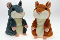 Мега-Хит сезона! Самая смешная игрушка для детей и взрослых, покорившая весь мир – плюшевый говорящий Хомяк