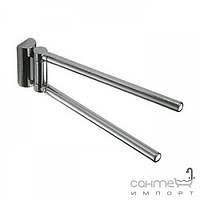 Аксессуары для ванной комнаты Colombo Design Держатель для полотенец - двойной, 25 см Colombo Luna B0113