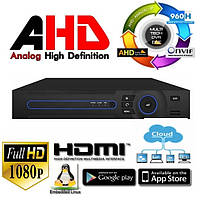 PSV AHD DVR FHD-04H (4-х канальный видеорегистратор PSV AHD)