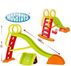 Детская горка Mochtoys 10832