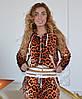 """Женский велюровый турецкий костюм  """"Roberto Cavalli"""" со стразами ; разм 42,44,46,48,50"""