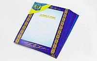 Диплом спортивный чистый С-1802-3 (бумага, формат A4, р-р 21см х 29,5см, в уп.50шт, цена за 1шт)